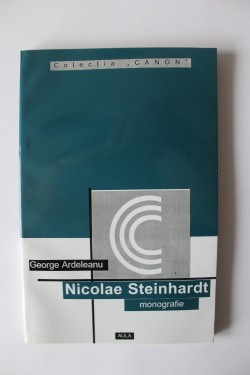 George Ardeleanu - Nicolae Steinhardt (monografie)