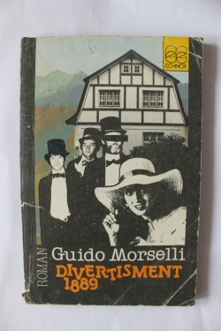 Guido Morselli - Divertisment 1889