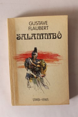 Gustave Flaubert - Salammbo