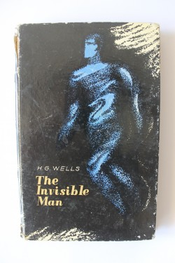 H.G. Wells - The Invisible Man (editie hardcover)