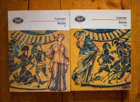 Homer - Iliada (2 vol.)