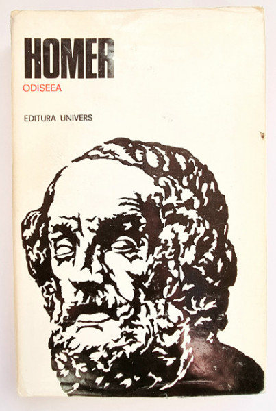 Homer - Odiseea (editie hardcover)