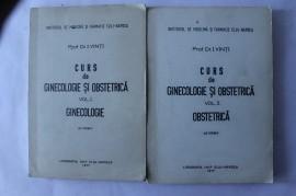 I. Vinti - Curs de ginecologie si obstetrica (2 vol.)