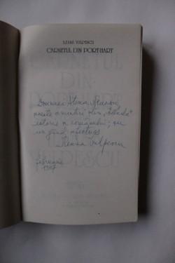 Ileana Vulpescu - Carnetul din Port-Hart (cu autograf)