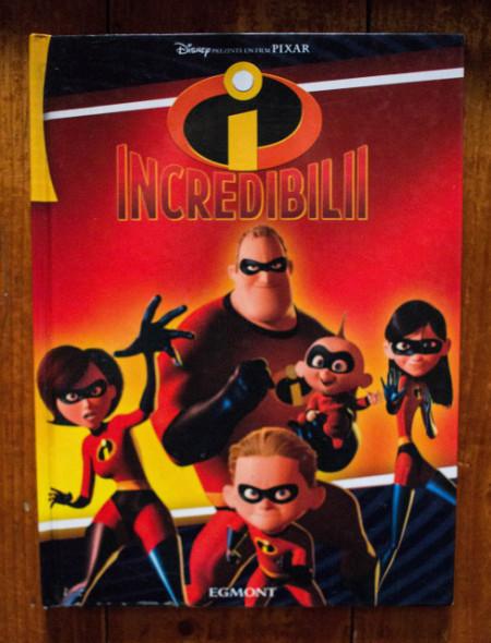 Incredibilii (album Walt Disney) (editie hardcover)