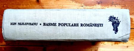 Ion Nijloveanu - Basme populare romanesti (editie hardcover)