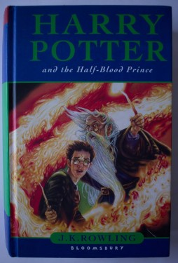 J. K. Rowling - Harry Potter and the Half-Blood Prince (editie hardcover)