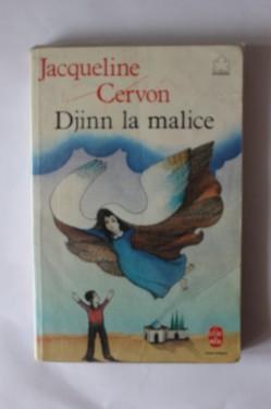 Jacqueline Cervon - Djinn la malice