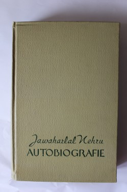 Jawaharlal Nehru - Autobiografie (editie hardcover)