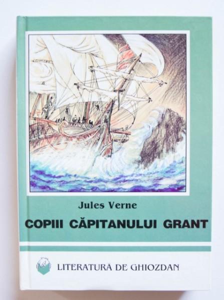 Jules Verne - Copiii capitanului Grant (editie hardcover)