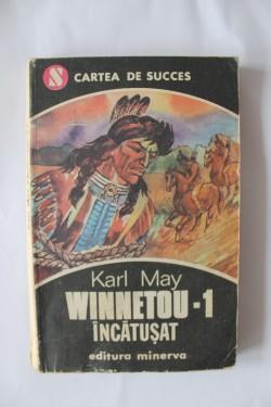 Karl May - Winnetou. Incatusat
