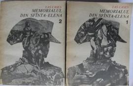 Las Cases - Memorialul din Sfanta-Elena (2 vol.)