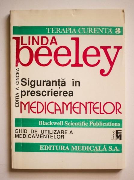 Linda Beeley - Siguranta in prescrierea medicamentelor