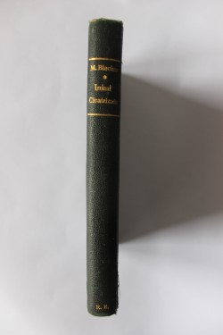 M. Blecher - Inimi cicatrizate (editie princeps, interbelica, frumos relegata, hardcover)