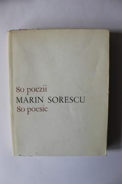 Marin Sorescu - 80 poezii / 80 poesie (editie bilingva, romano-italiana)