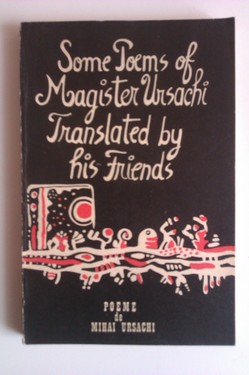 Poze Mihai Ursachi - Some poems of Magister Ursachi translated by his friends
