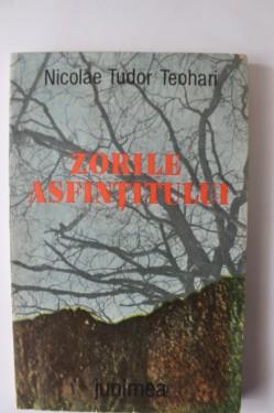 Nicolae Tudor Teohari - Zorile asfintitului