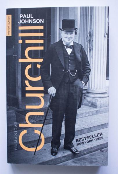 Paul Johnson - Churchill