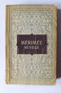 Prosper Merimee - Nuvele