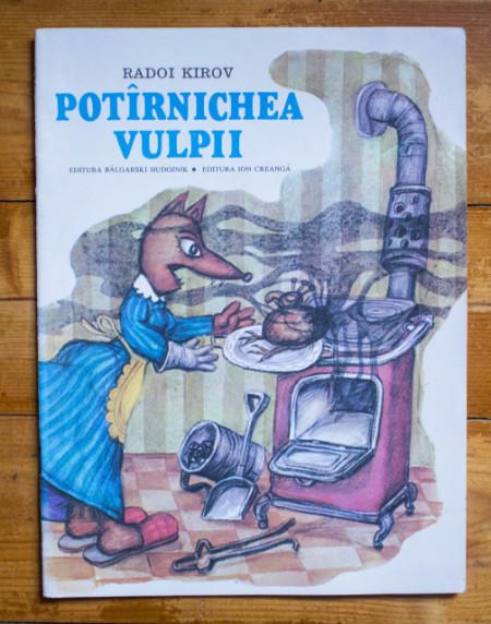 Radoi Kirov - Potarnichea vulpii