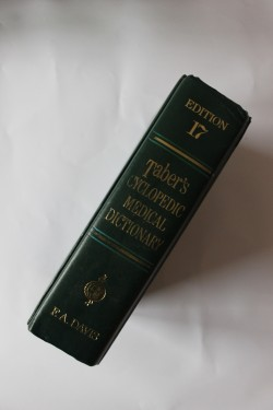 Taber's Cyclopedic Medical Dictionary (editie hardcover, in limba engleza)
