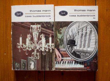 Thomas Mann - Casa Buddenbrook (2 vol.)
