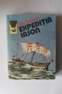 Tim Severin - Expeditia Iason
