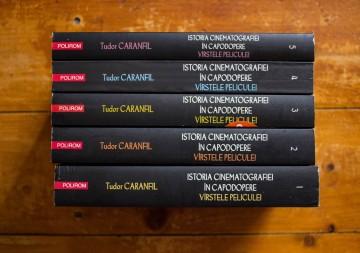 Tudor Caranfil - Istoria cinematografiei in capodopere (5 vol.)