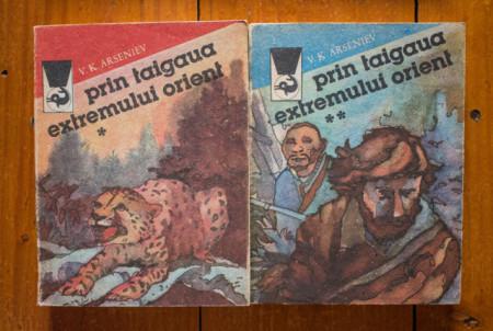 V. K. Arseniev - Prin taigaua Extremului Orient (2 vol.)