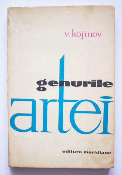 V. Kojinov - Genurile artei