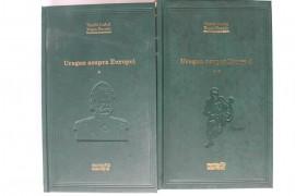 Vintila Corbul, Eugen Burada - Uragan asupra Europei (2 vol., editie hardcover)