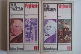 W. M. Thackeray - Virginienii (2 vol.)