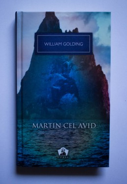 William Golding - Martin cel avid (editie hardcover)