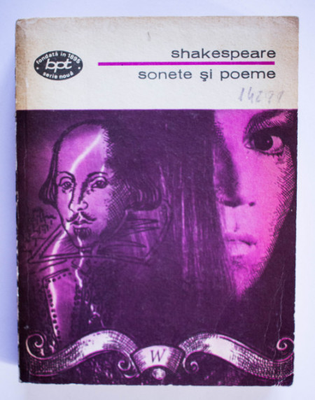 William Shakespeare - Sonete si poeme
