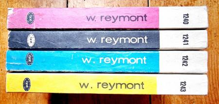 Wladyslaw Reymont - Taranii (4 vol.)