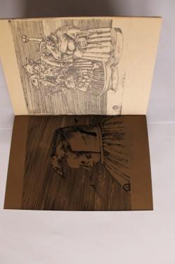 Album de expozitie Stefan Caltia (cu autograf, editie in limba engleza)