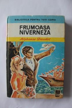 Alphonse Daudet - Frumoasa niverneza (editie hardcover)