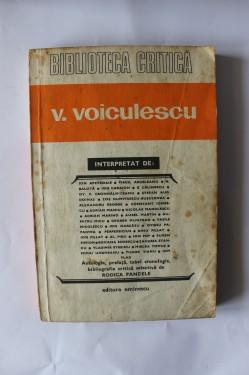 Biblioteca critica - V. Voiculescu