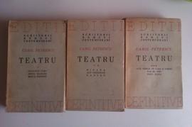 Camil Petrescu - Teatru (3 vol.)