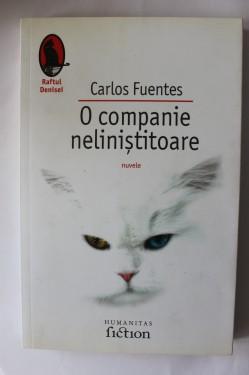 Carlos Fuentes - O companie linistitoare (nuvele)