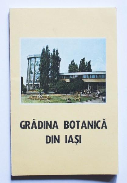 Colectiv autori - Gradina botanica din Iasi (ghid)