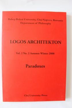 Colectiv autori - Logos Architekton (Paradoxes)