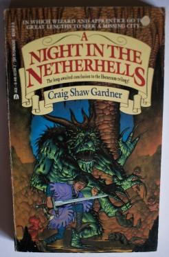 Craig Shaw Gardner - A night in Netherhells