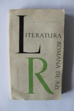 D. Micu, N. Manolescu - Literatura romana de azi (1944-1964)