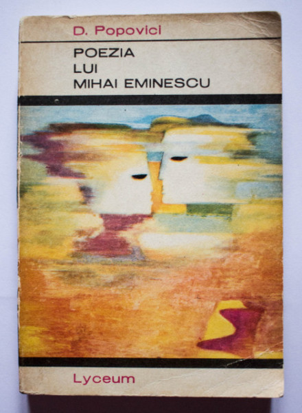 D. Popovici - Poezia lui Mihai Eminescu