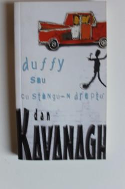 Dan Kavanagh - Duffy sau cu stangu-n dreptu`