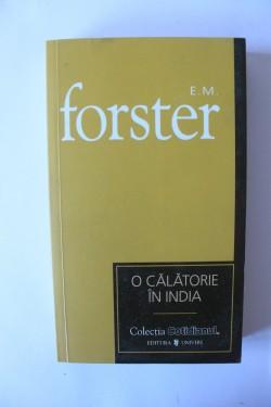E. M. Forster - O calatorie in India