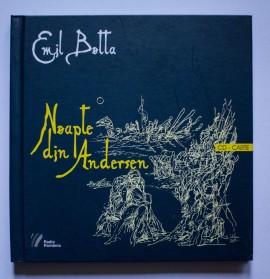Emil Botta - Noapte din Andersen (editie hardcover, contine CD)