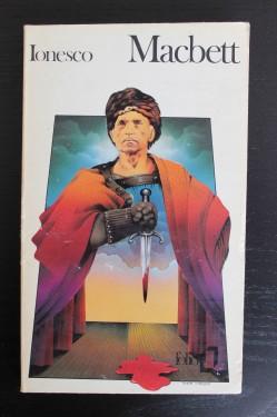 Eugene Ionesco - Macbett (editie in limba franceza)