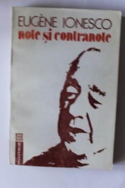 Eugene Ionesco - Note si contranote